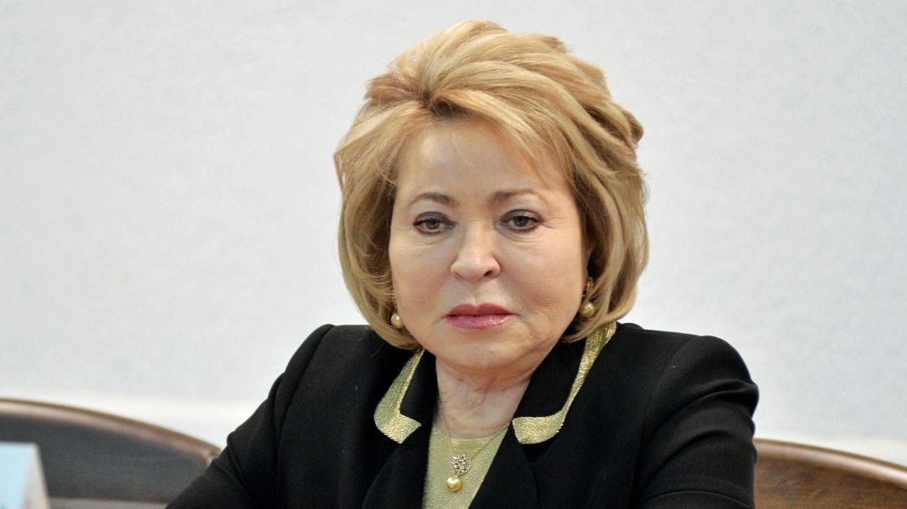 Валентина Матвиенко предложила заключать госконтракты с выпускниками медвузов