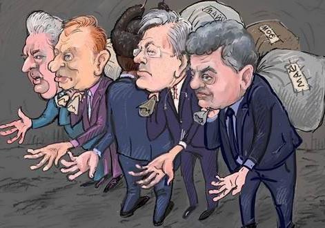 Нет в мире ничего более антиукраинского, чем украинская власть