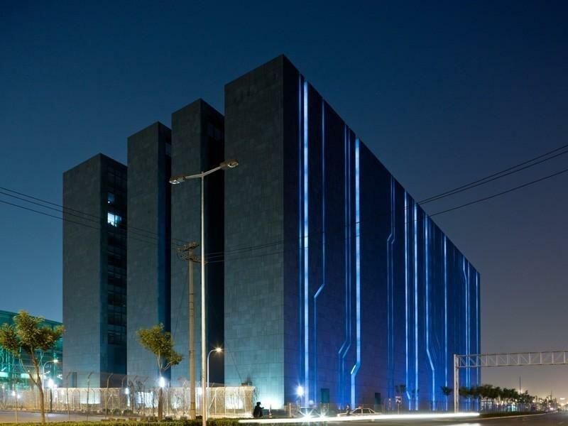 Где хранится интернет: 10 супермощных дата-центров дата-центр, интересное, фотографии