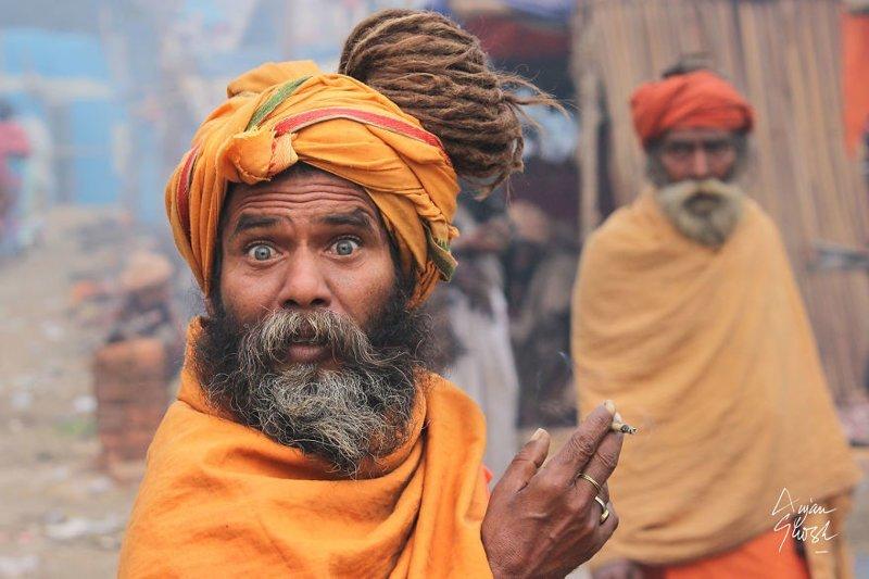 Индия - какая есть: колоритн…