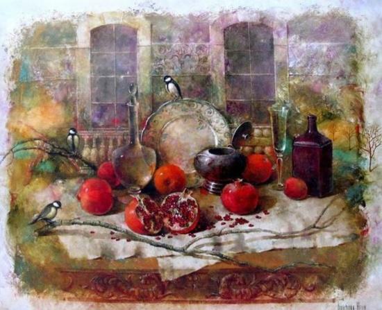 художник Елена Ильичева картины – 25