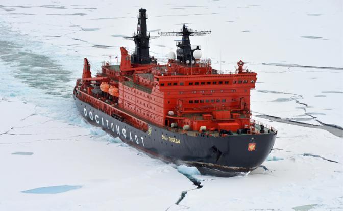 Америка знает, как не допустить русских в «свободную» Арктику