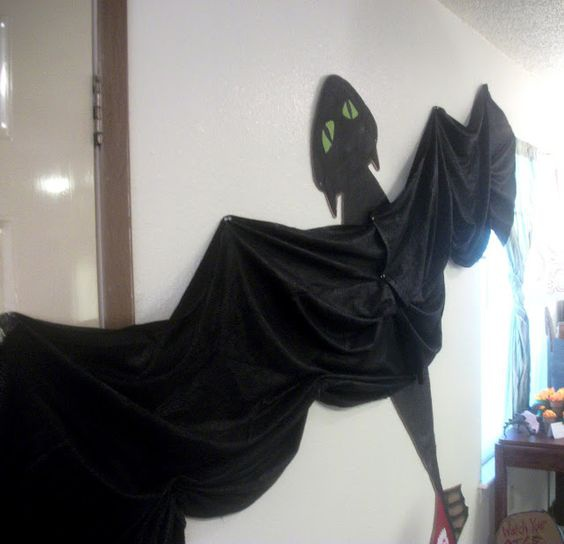 празднование детского праздника Как приручить Дракона