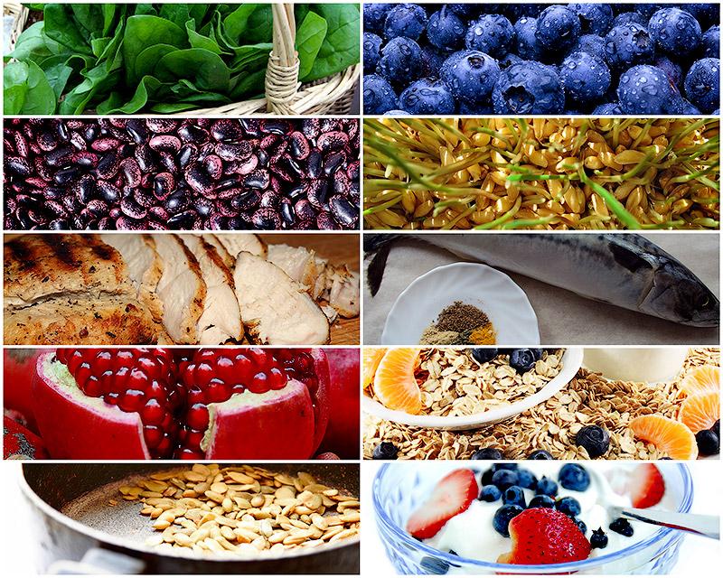 BIGPIC12 Энергия в тарелке – 10 продуктов против усталости