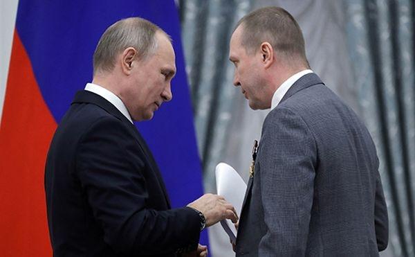 Путин оситуации сСеребренниковым: «Дадураки»