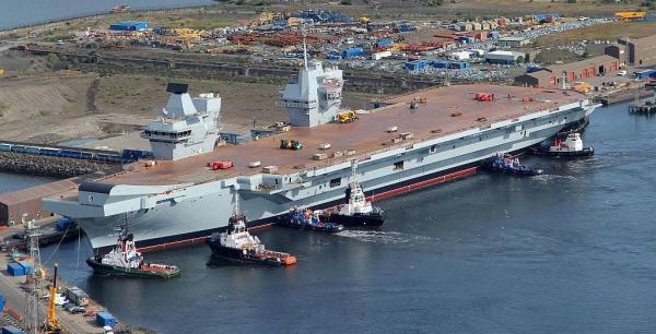 Новая российская гиперзвуковая ракета «Циркон» обезоружила британский флот