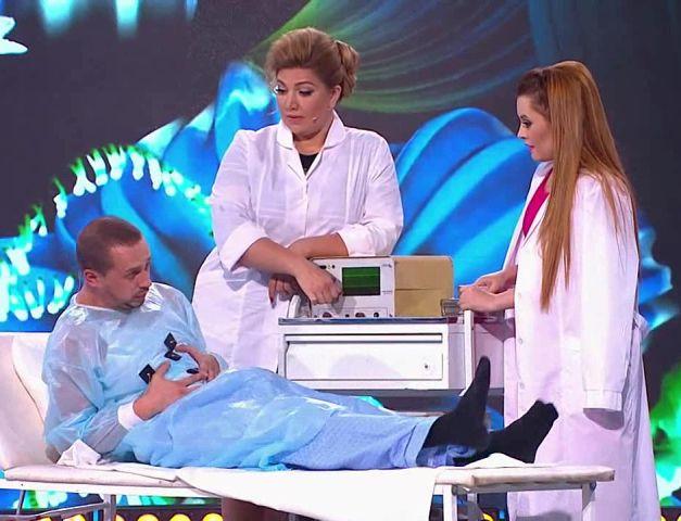 Рожаем вместе. Есть у меня знакомая врач-акушер. Потрясающего юмора женщина, очень опытный специалист.