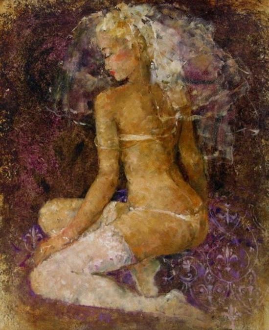 художник Елена Ильичева картины – 42