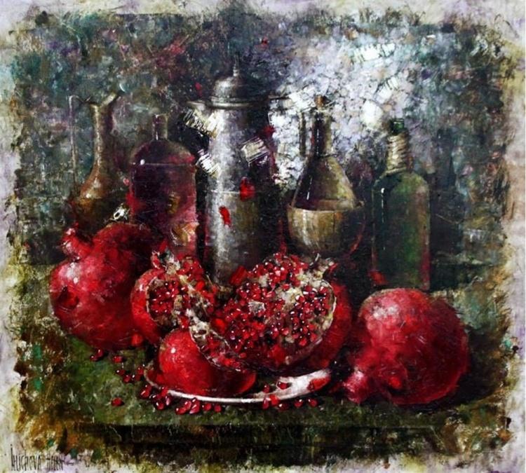 художник Елена Ильичева картины – 43