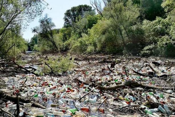 Украинский мусор перекрыл ре…