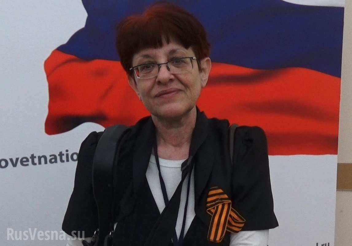 Тульский депутат начал бессрочную акцию протеста против выдачи Украине антифашистки Елены Бойко (ВИДЕО)