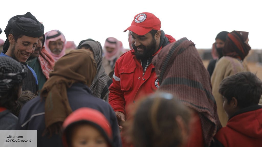 США помогают вербовать террористов в сирийском лагере «Эр-Рукбан»