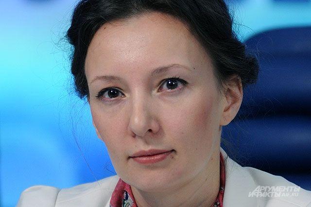 Кузнецова рассчитывает, что спасенную в Хабаровске девочку удочерят