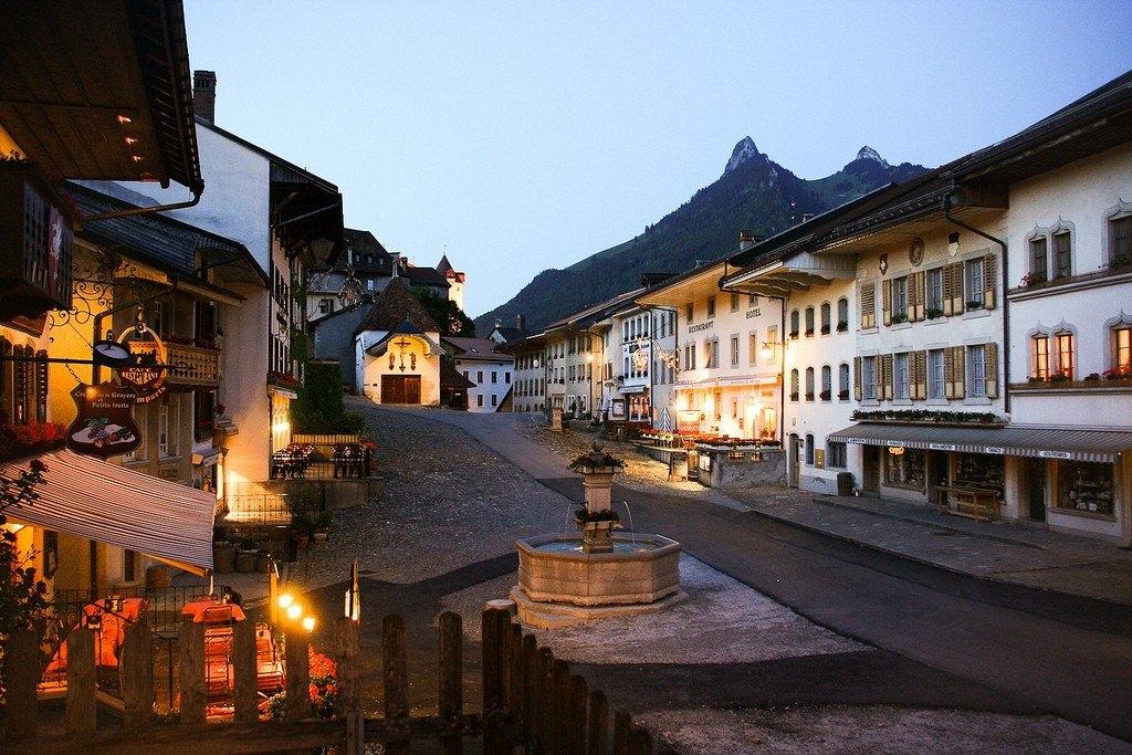 Таинственная Швейцария