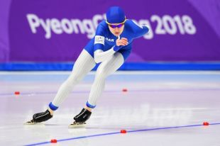 Российская конькобежка Воронина выиграла бронзу на дистанции 5000 метров