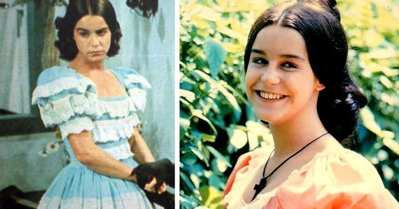 Всё та же веселушка: «Рабыня Изаура» и 43 года спустя не перестаёт улыбаться Луселия Сантуш, актриса, бразильский сериал, изменения, рабыня изаура, сериал, фото