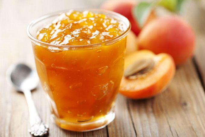 Варенье из персиков. Персиковое варенье