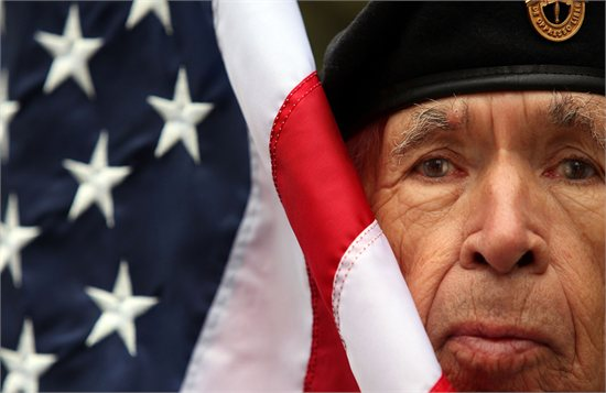 Американские ветераны о терроре США