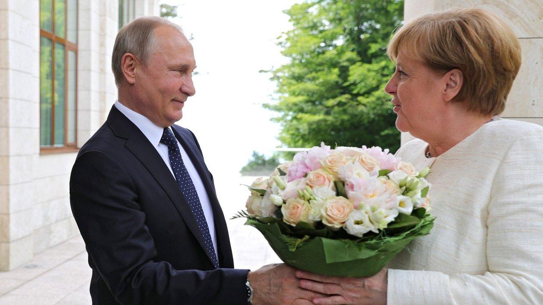 Россия и Германия: перспективы «Мезебергского пакта» против США