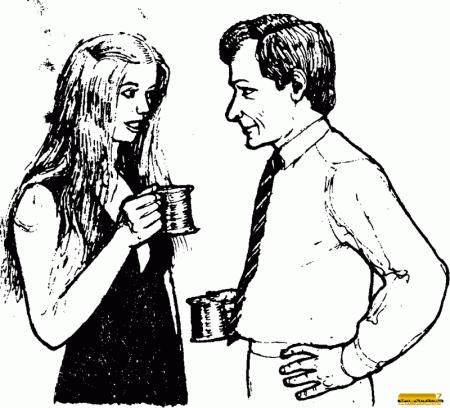 Женщина врёт, когда говорит что... мужчина, женщина, отношения
