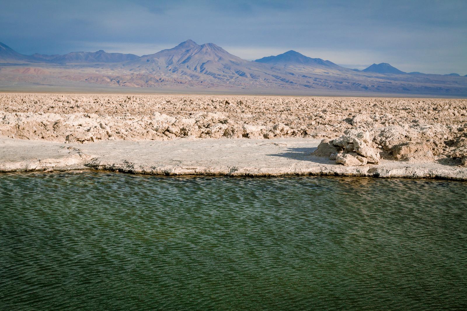 Салар-де-Атакама (Salar de Atacama), Чили