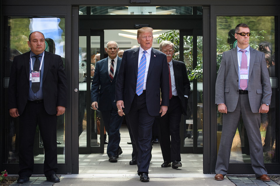 Что у Трампа на повестке дня? Осталась только Россия