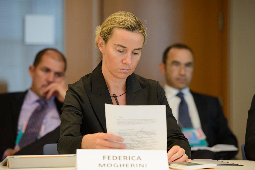 Это усиление ответных действий Евросоюза: эксперт о словах Могерини на счет ядерной сделки Ирана