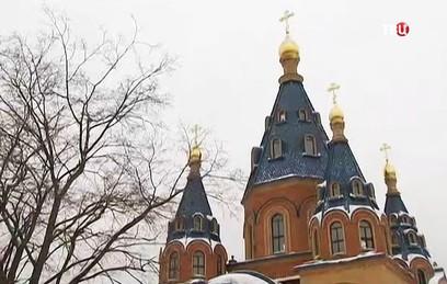 Ресин проинспектировал строительство храма в честь Державной иконы Божией Матери