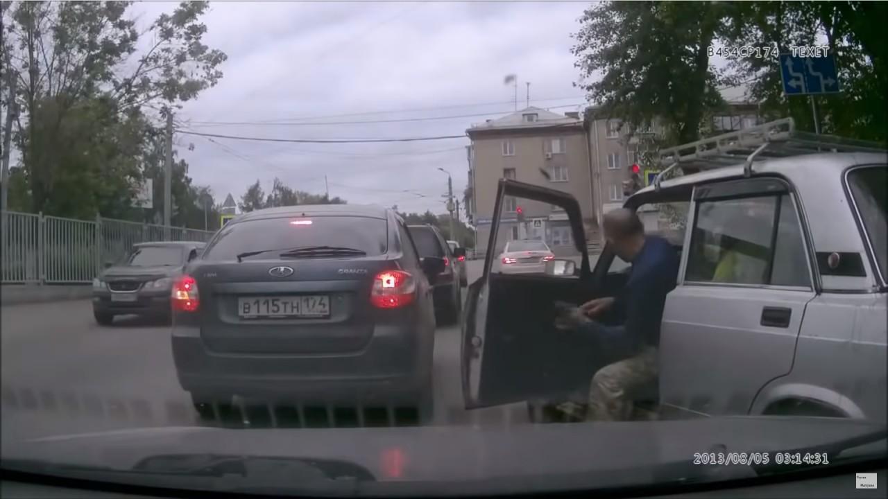 Неадекватные водители! Быдло на дороге! Подборка №37!