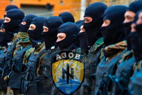 Карательный батальон «Азов» прекратил подчиняться приказам ВСУ