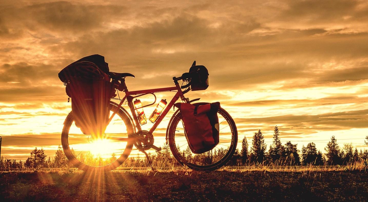 Путешествуем на велосипеде по России: маршруты, советы
