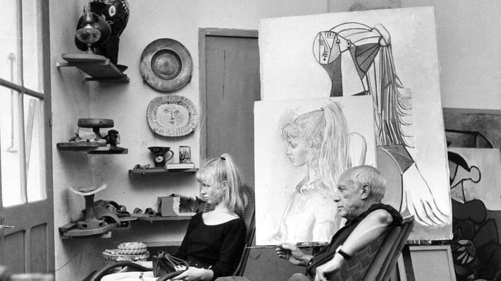 Белокурая Сильветт Давид: тайна неизвестной музы великого Пикассо