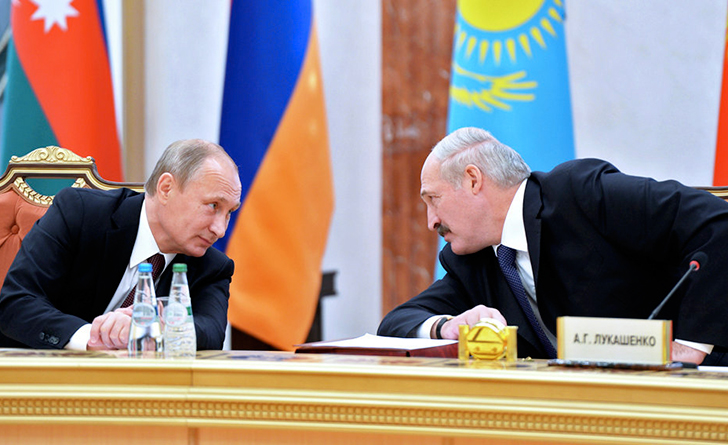 Россия меняет системы взаимоотношений со странами СНГ