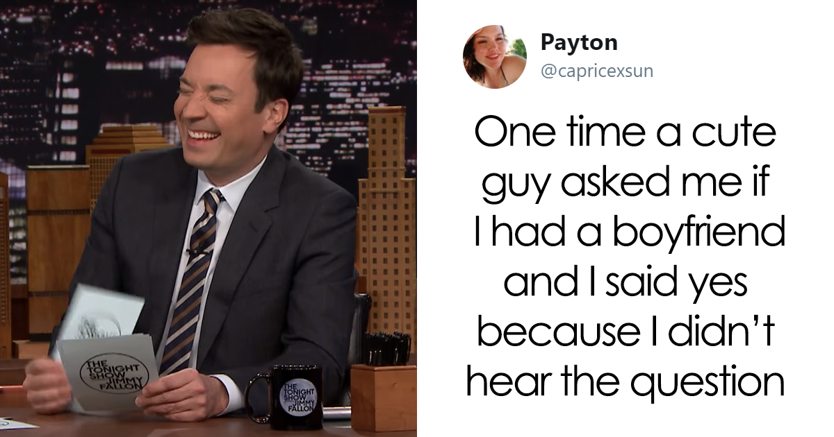Jimmy Fallon Asked People Why Are They Single, And The Answers Will Make You Laugh, Then Cry (New Pics)