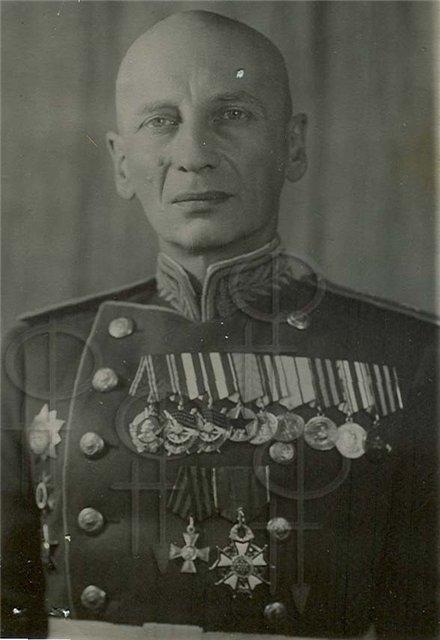 Советский генерал с Георгиевским крестом, конец 50-х - начало 60-х гг.
