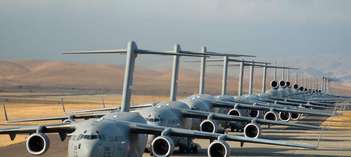 Россия «помножила на ноль» военно-транспортную авиацию США