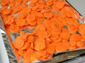 """Салат с морковью и сыром """"Фета"""" - фото шаг 3"""