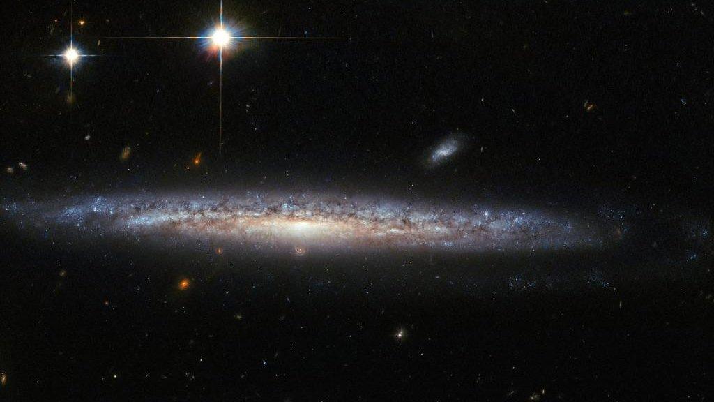 Ученые обнаружили один из самых плотных кластеров галактик во Вселенной