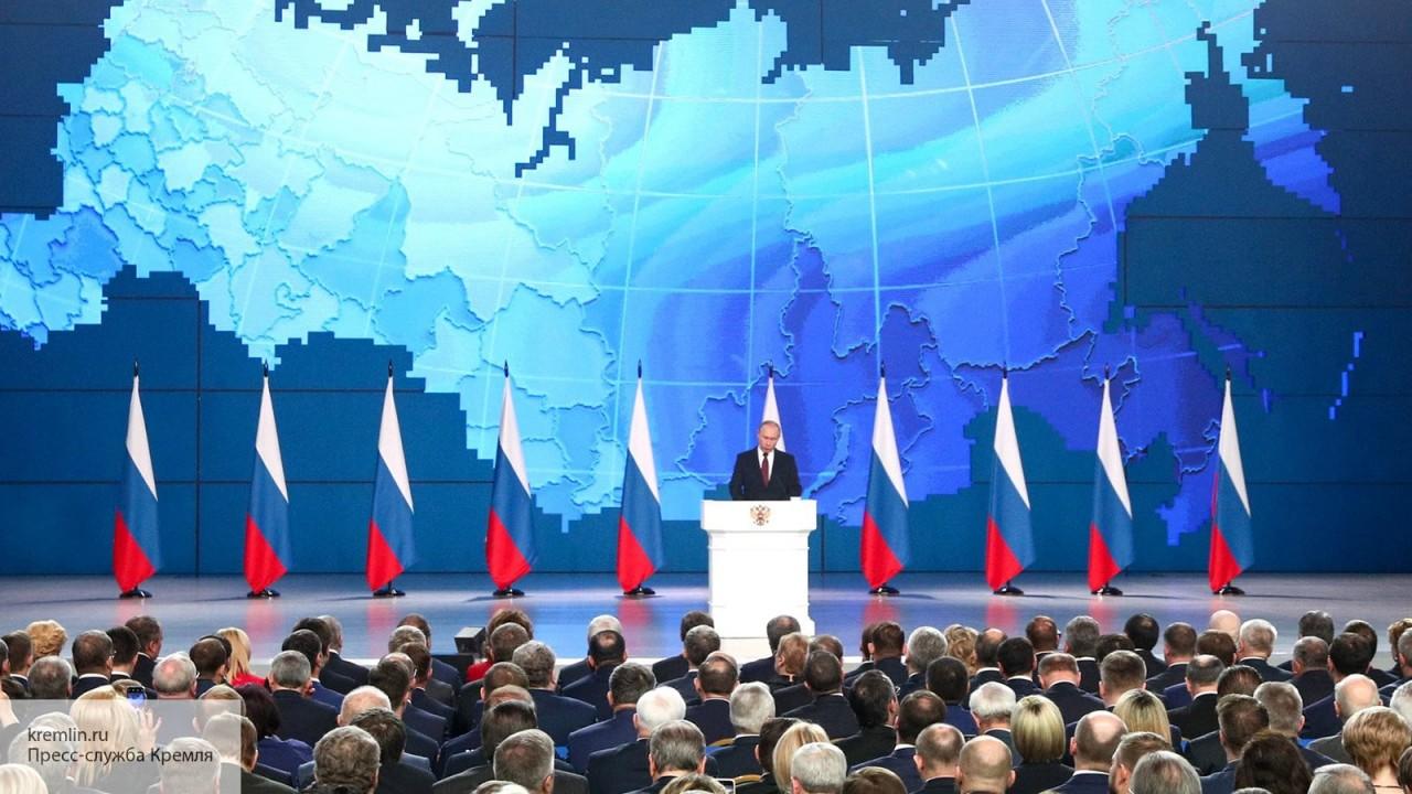 Владимир Путин рассказал о повсеместном доступе к высокоскоростному интернету