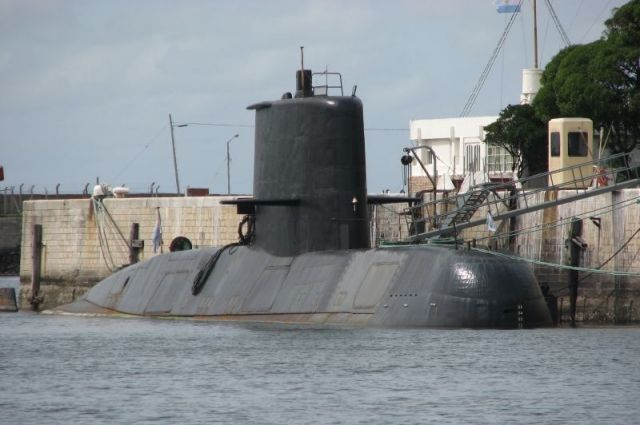 Аргентина зафиксировала «важный сигнал» при поиске подлодки «Сан-Хуан»
