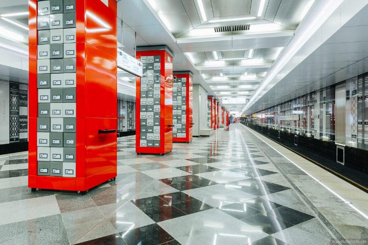 Дизайн новых станций московского метро