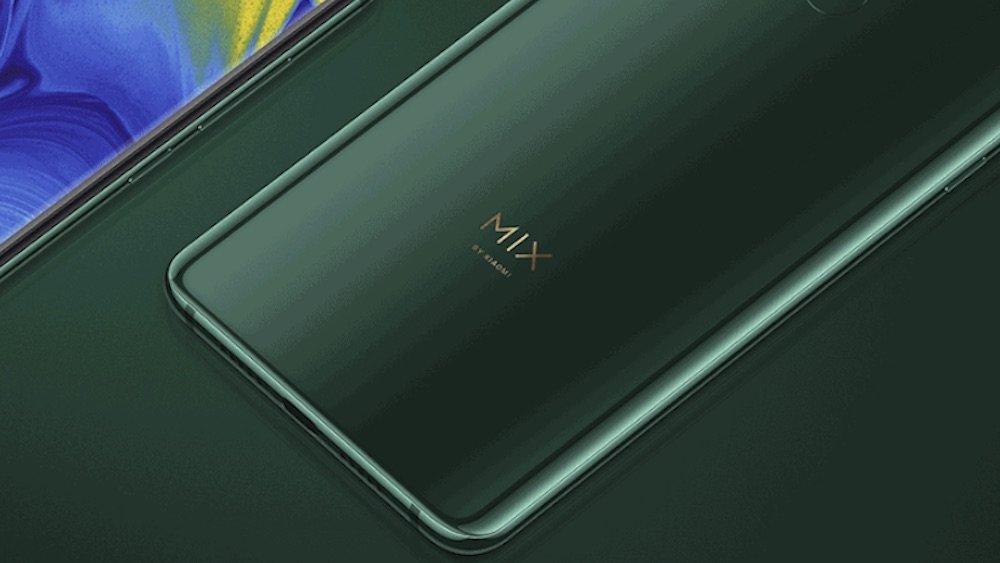 Экран Xiaomi Mi Mix 4 разоча…