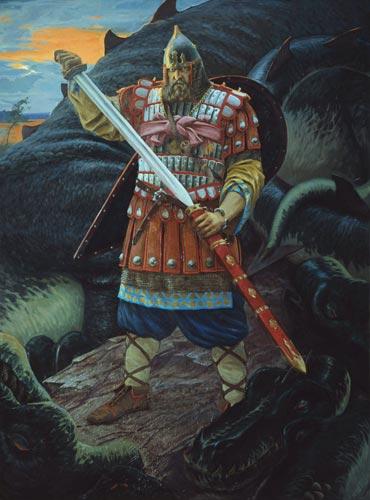 Добрыня Никитич - русский Одиссей