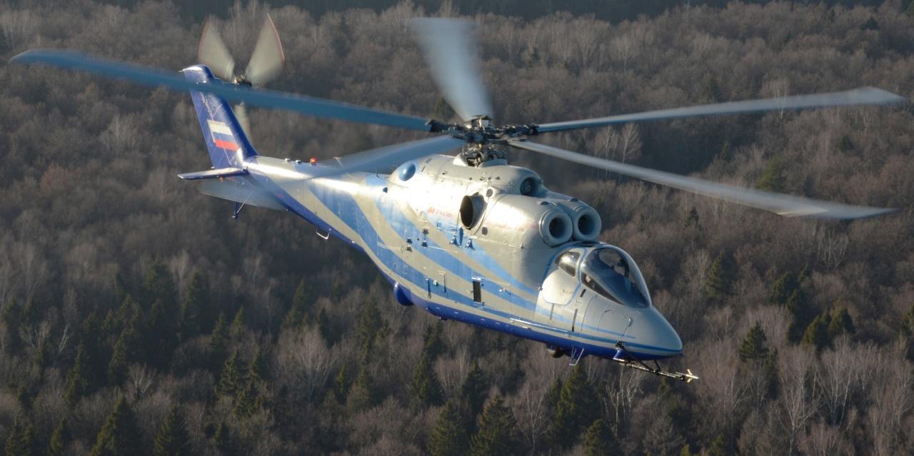 Молниеносный боец. Каким будет самый быстрый вертолет будущего