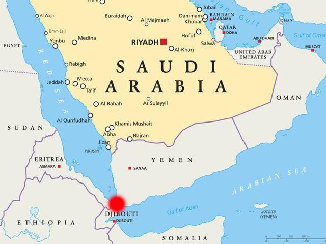 Гуманитарная помощь или прикрытие военных поставок США в Йемен и Сомали?