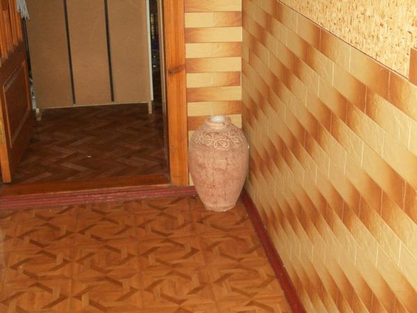 Как сделать коридор из панелей