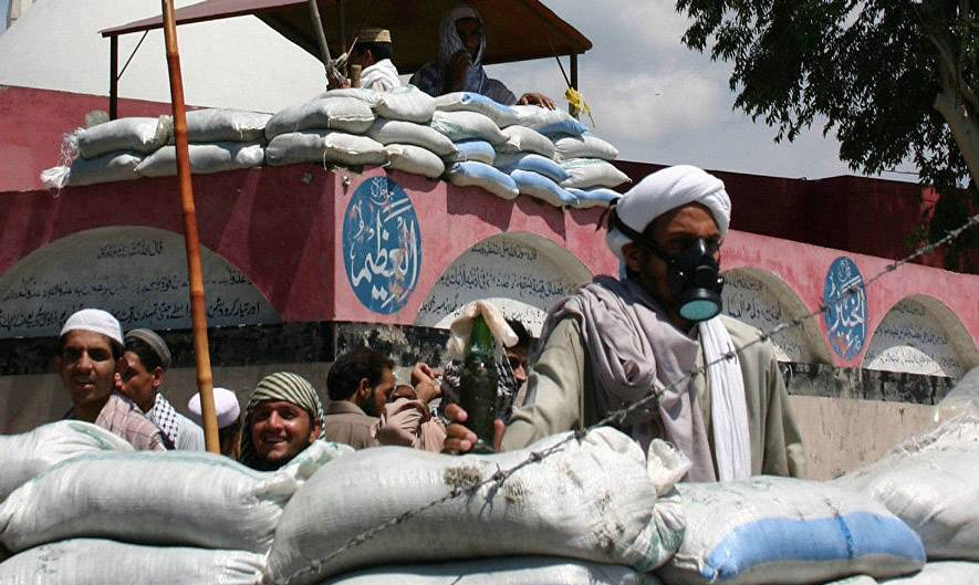 «Талибан» в Ташкенте: Узбеки…