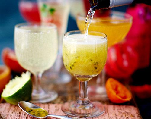 Рецепты к 8 Марта! Алкогольный коктейль для двоих