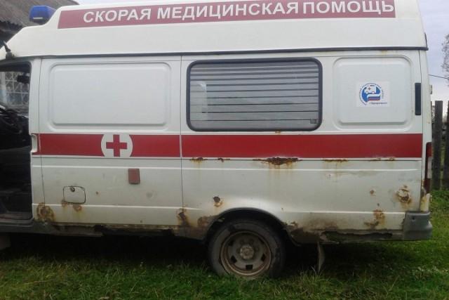 """Народ в интернете """"немного обескуражен"""" внешним видом машины скорой помощи из Тверской области"""