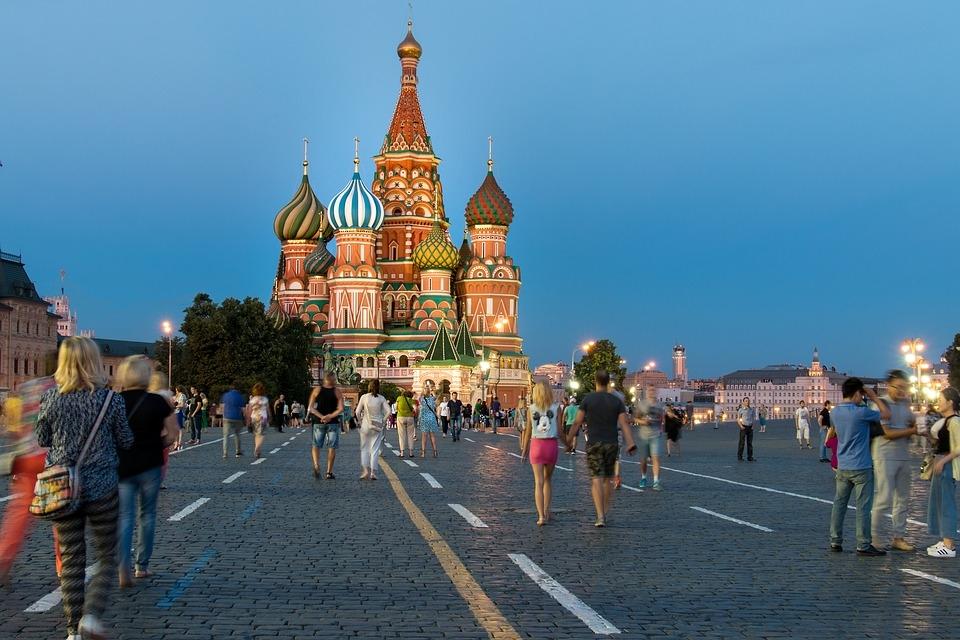 Американец о России: Я был с…